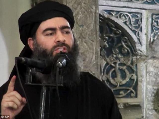 Thủ lĩnh tối cao của khủng bố IS bị tiêu diệt ở Syria?