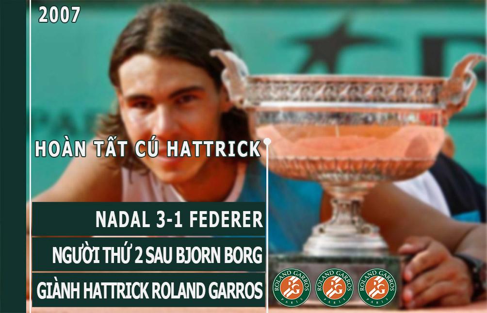 Nadal vô địch Roland Garros 2017: Hoàng đế bất tử - 5