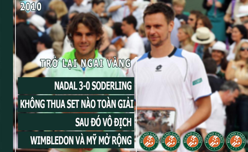 Nadal vô địch Roland Garros 2017: Hoàng đế bất tử - 7