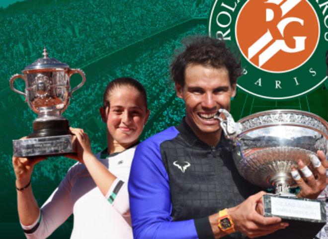 """Bảng xếp hạng tennis 12/6: Nadal vượt Djokovic, """"Sharapova mới"""" lên số 12 - 1"""