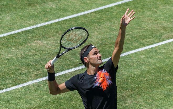 "Tennis 24/7: Federer trở lại, hẹn đấu ""bản sao"" ở Stuttgart - 1"