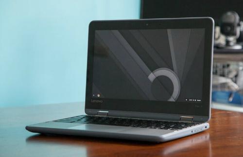 """Lenovo Flex 11 Chromebook: Laptop chống va đập cực tốt, giá """"ngon"""" - 1"""