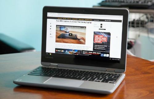 """Lenovo Flex 11 Chromebook: Laptop chống va đập cực tốt, giá """"ngon"""" - 3"""