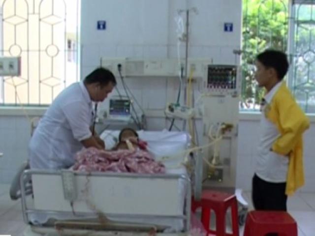 Tìm nguyên nhân khiến 1 trẻ tử vong, 4 trẻ cấp cứu ở Cao Bằng