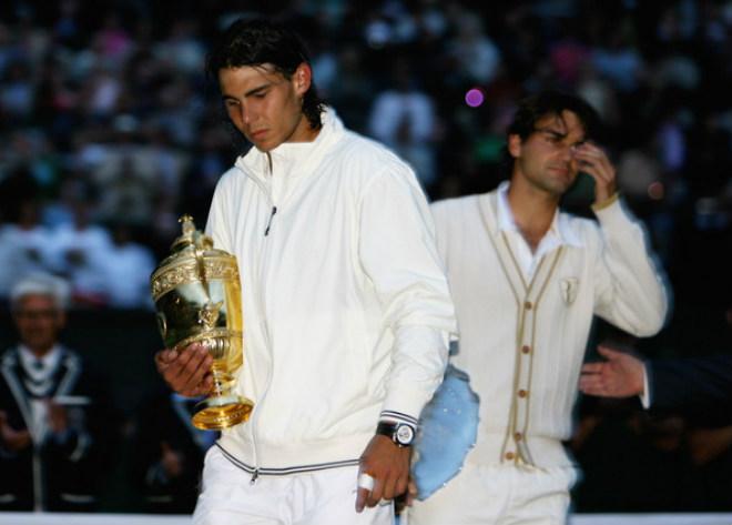 """Nadal """"ăn 10"""" Roland Garros, Federer run rẩy ở Wimbledon? - 2"""
