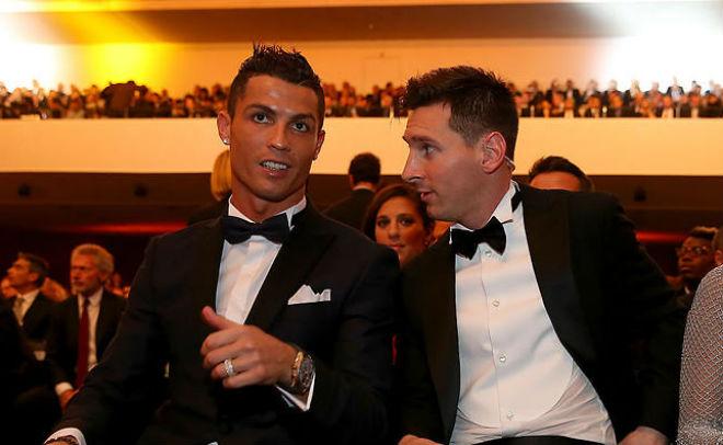 Messi sớm nở tối tàn: Sắp thua Ronaldo toàn diện - 1