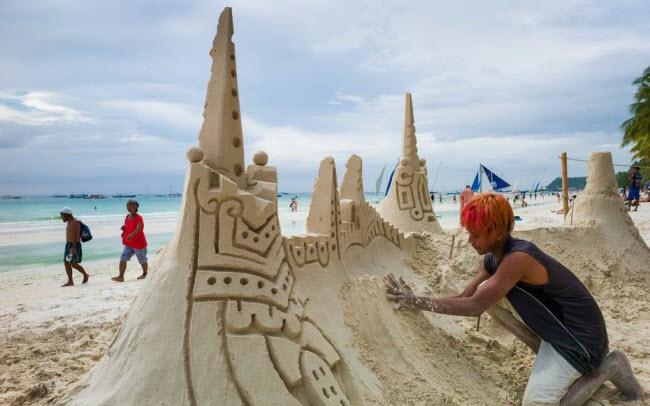 """Mách bạn kinh nghiệm du lịch """"đảo ngọc"""" Boracay từ A đến Z - 2"""