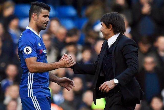 Conte đuổi Costa: Một phút bốc đồng, Chelsea thiệt trăm bề - 2