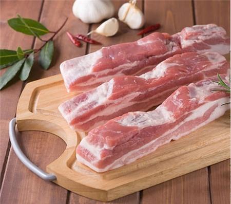 Thịt ba chỉ nướng lá chanh thơm nức, ngon không chịu nổi - 1