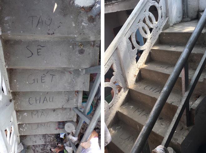Nóng 24h qua: Bé trai chết bất thường, phát hiện dòng chữ bí ẩn ở cầu thang - 1