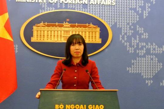 VN phản ứng trước phát biểu của Tổng thống Hàn Quốc - 1