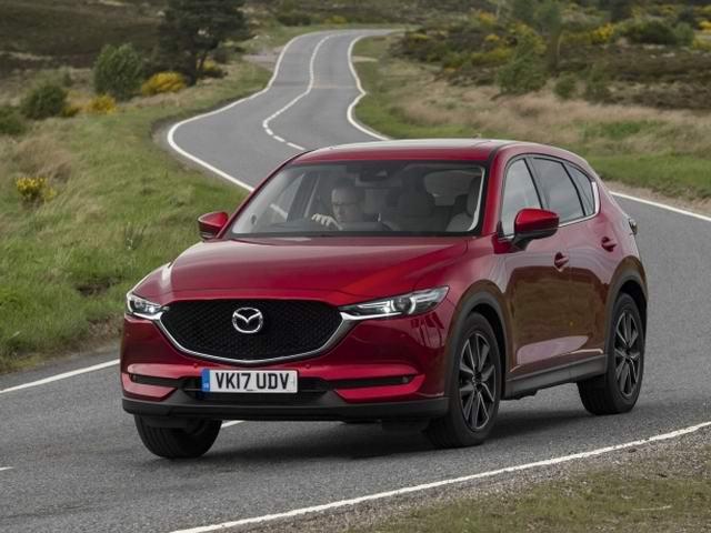 Mazda CX-5 2017 máy dầu giá 976 triệu đồng - 1
