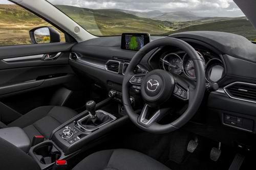 Mazda CX-5 2017 máy dầu giá 976 triệu đồng - 4