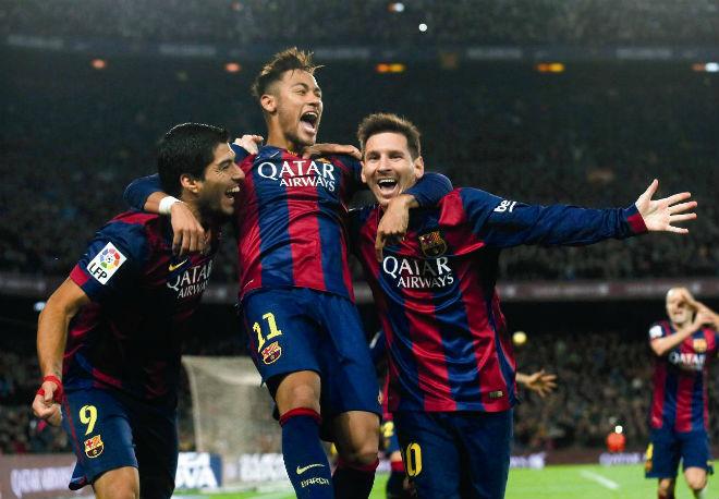 """10 siêu sao đắt nhất: Neymar nhìn Ronaldo """"bằng nửa mắt"""" - 2"""