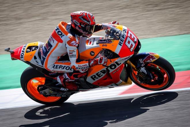 Đua xe MotoGP: Sức mạnh thượng thừa, san bằng tất cả - 2