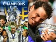 Bóng đá - Real Madrid và Nadal: Sự tương đồng vĩ đại đến kỳ lạ