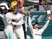 """Thể thao - BXH đua xe F1 - Canada GP: """"Ngọc đen"""" tỏa sáng, ngôi vương đổi chủ"""