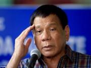Ông Duterte nói  không hề nhờ  quân Mỹ tới giúp diệt IS