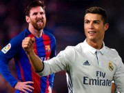 Bóng đá - Messi sớm nở tối tàn: Sắp thua Ronaldo toàn diện