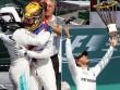 """BXH đua xe F1 - Canada GP: """"Ngọc đen"""" tỏa sáng, ngôi vương đổi chủ"""