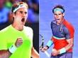 """Nadal """"ăn 10"""" Roland Garros, Federer run rẩy ở Wimbledon?"""