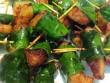 Thịt ba chỉ nướng lá chanh thơm nức, ngon không chịu nổi
