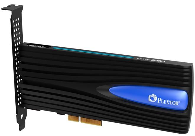 """Plextor trình làng ổ SSD có tốc độ """"khủng"""" nhất thế giới - 1"""