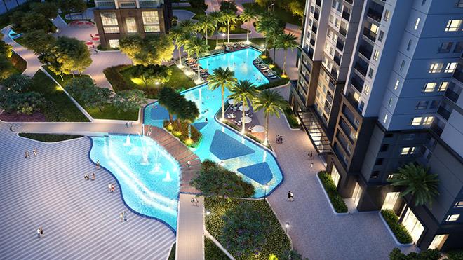 Bất động sản phía Tây Hà Nội: Vì sao căn hộ hạng sang hút khách ngoại? - 3