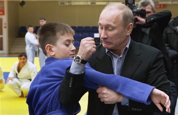 Đồng hồ của ông Putin được bán đấu giá 36 tỷ đồng? - 2
