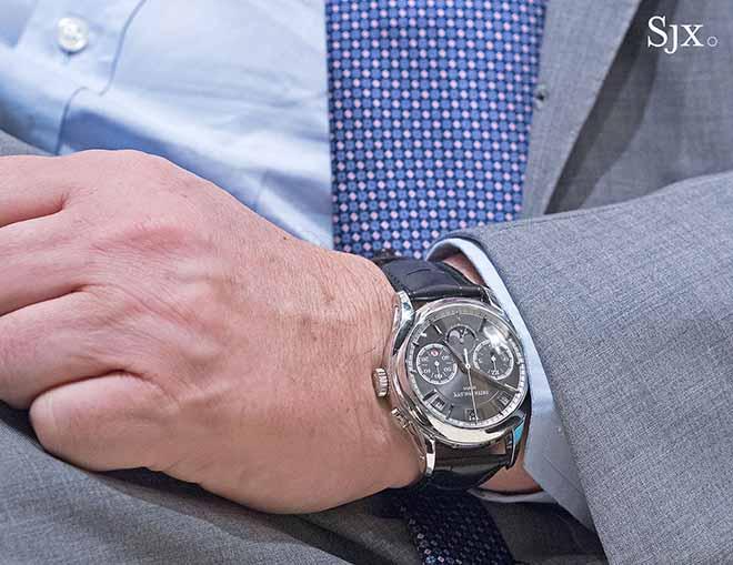 Đồng hồ của ông Putin được bán đấu giá 36 tỷ đồng? - 3