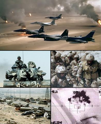 Vì giếng dầu nghiêng, Iraq khiêu chiến mọi quốc gia Ả Rập - 1