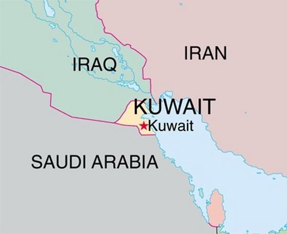 Vì giếng dầu nghiêng, Iraq khiêu chiến mọi quốc gia Ả Rập - 3