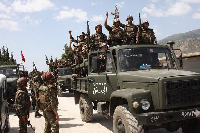 Vì giếng dầu nghiêng, Iraq khiêu chiến mọi quốc gia Ả Rập - 2