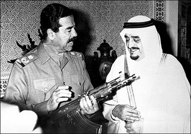 Vì giếng dầu nghiêng, Iraq khiêu chiến mọi quốc gia Ả Rập - 5