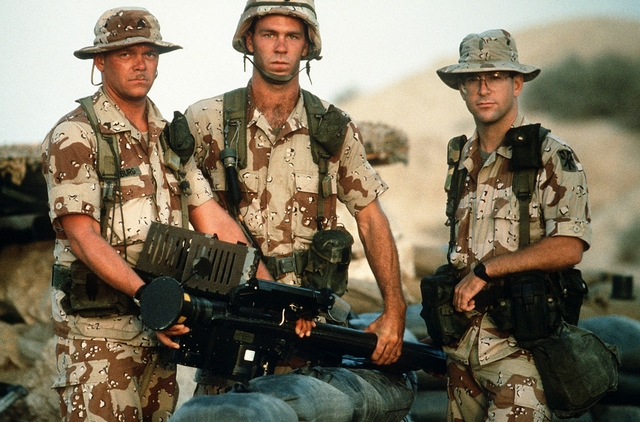 Vì giếng dầu nghiêng, Iraq khiêu chiến mọi quốc gia Ả Rập - 7