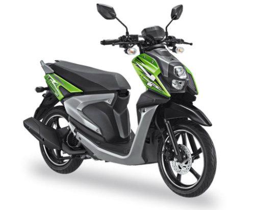 Yamaha X-Ride 125 giá 29,4 triệu đồng lên kệ - 1