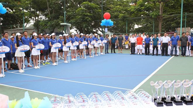 Giải quần vợt ĐBSCL mở rộng - cúp Thép Miền Nam /V/ lần III - năm 2017 - 1
