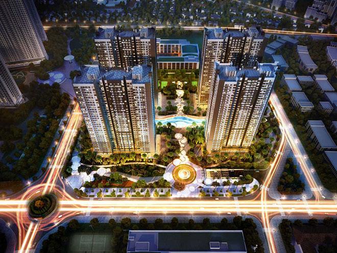 Ra mắt căn hộ dịch vụ cho thuê đẳng cấp Park 12 - Park Hill PREMIUM - 1