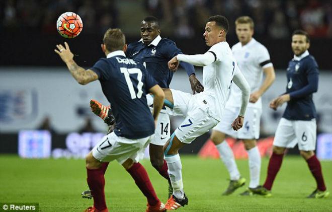 Pháp – Anh: Chờ đại tiệc dàn tinh tú trẻ - 1