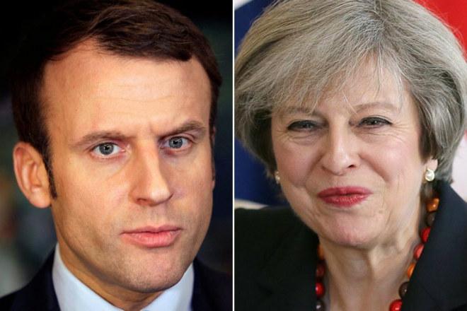 Pháp – Anh: Chờ đại tiệc dàn tinh tú trẻ - 2