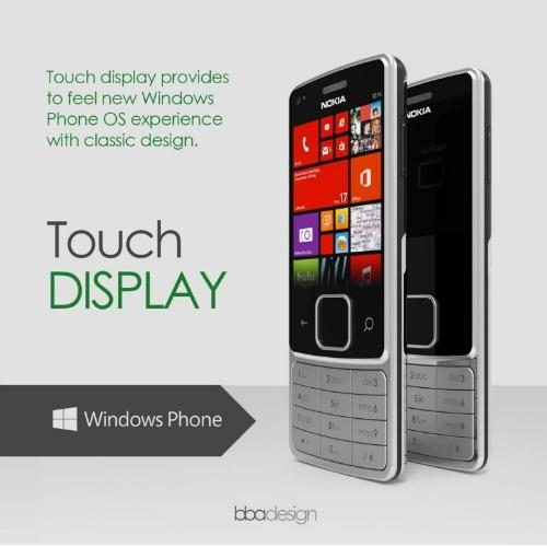 """Nokia 6300 chạy Windows Phone cực """"thích"""" mắt - 5"""