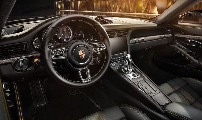 """""""Hàng độc"""" Porsche 911 Turbo S Exclusive Series chỉ 500 chiếc - 2"""