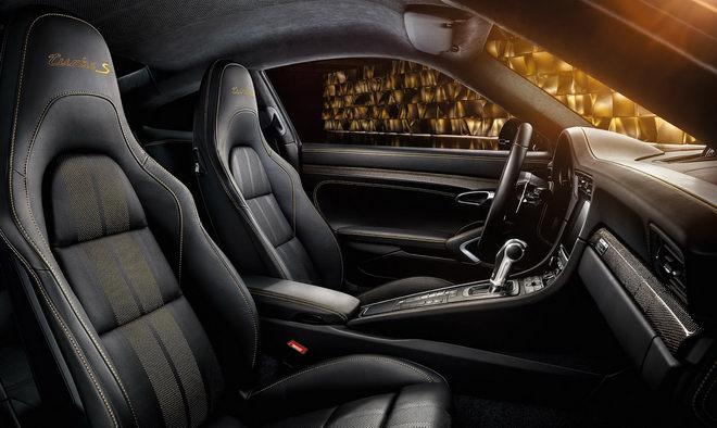 """""""Hàng độc"""" Porsche 911 Turbo S Exclusive Series chỉ 500 chiếc - 3"""