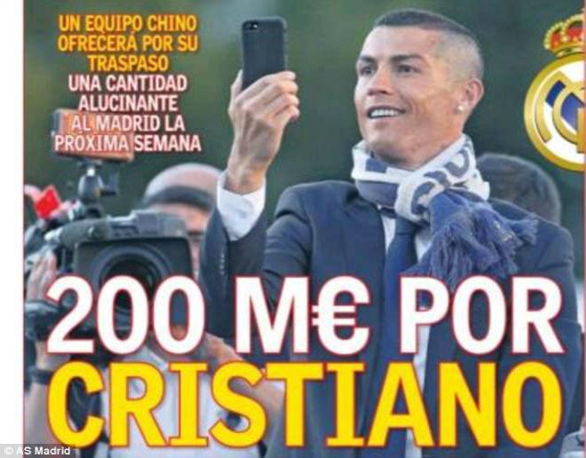 """Ronaldo bằng nửa giá Neymar: Chuyên gia """"điên rồ"""", báo thân Real phản bác - 3"""