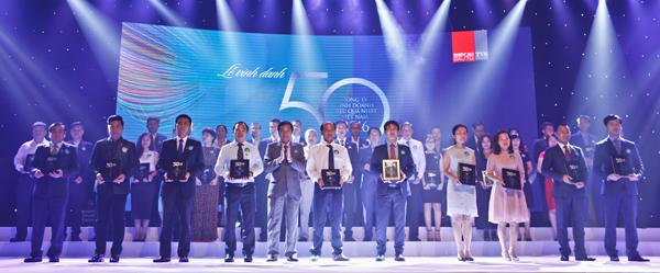 """Vinamilk 6 năm liền lọt top """"50 công ty kinh doanh hiệu quả nhất Việt Nam"""" - 1"""