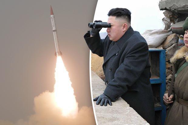 """Chuyên gia: Tên lửa Triều Tiên chỉ cách Mỹ """"một bước chân"""" - 1"""