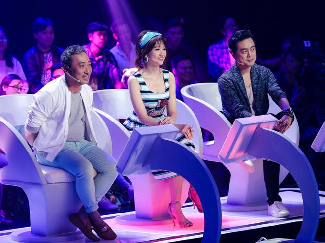 Bị Hari Won chiếm chỗ giám khảo, Hồ Quỳnh Hương phản ứng gây sốc - 1