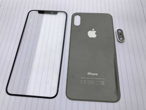 iPhone 8, iPhone 7s đồng loạt xuất hiện, màn hình phủ toàn mặt trước - 1