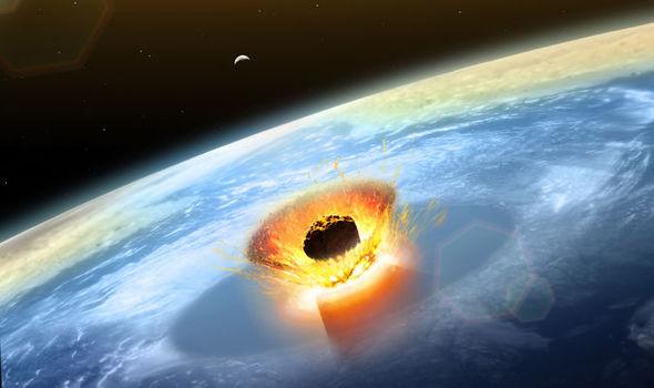 Phát hiện 10 tiểu hành tinh có thể gây họa cho Trái đất - 1