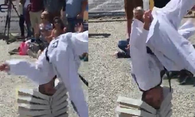 """Taekwondo """"vượt mặt"""" Thiếu Lâm: Võ Trung Quốc """"lại đau"""" - 1"""